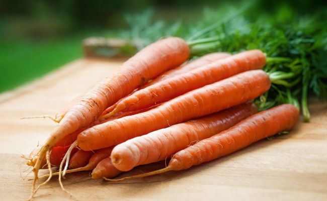 Benefits of Eating Carrots