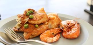 Benefits of Eating Prawns