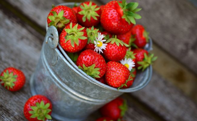Benefits of Eating Strawberry