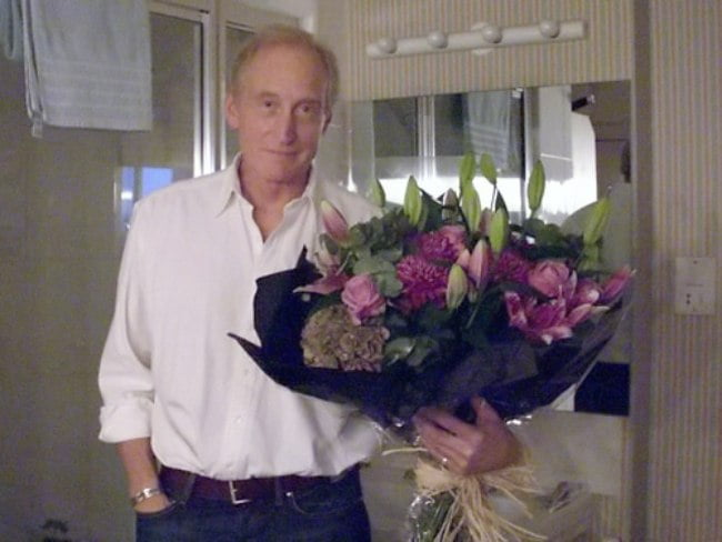 Charles Dance as seen in June 2011