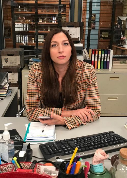 Chelsea Peretti as seen on her Instagram in January 2019