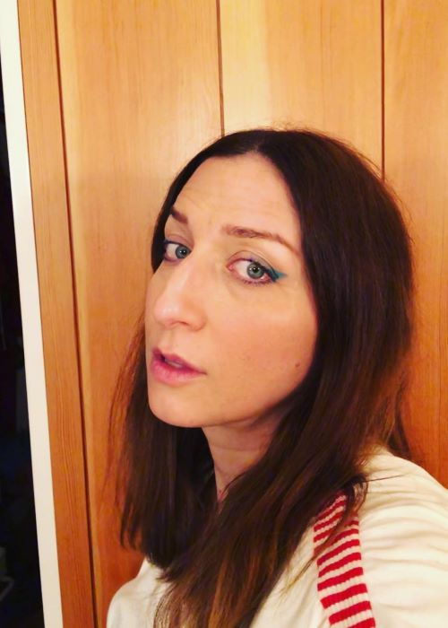 Chelsea Peretti in another Instagram Selfie in March 2019