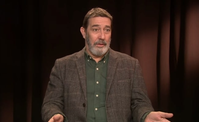 Ciarán Hinds in an Interview with Associated Press YouTube Channel in June 2016