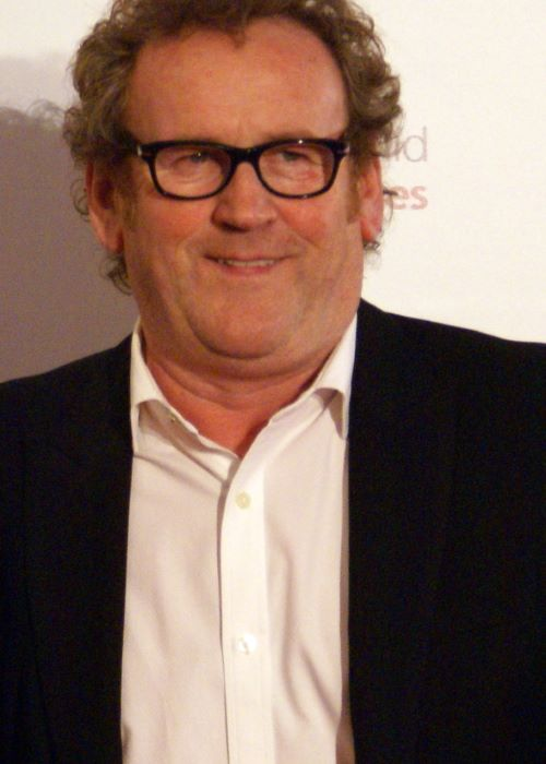 Colm Meaney at the Seminci 2011