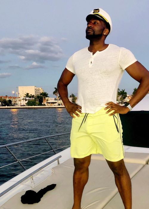 DeStorm Power as seen on his Instagram Profile in January 2019