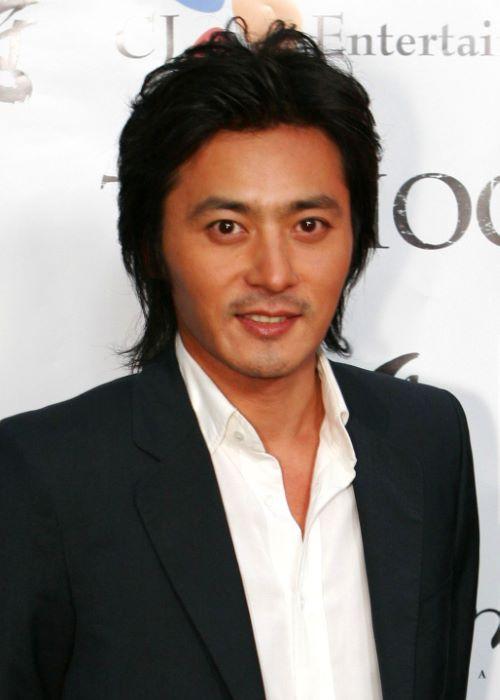Jang Dong-gun as seen in May 2006