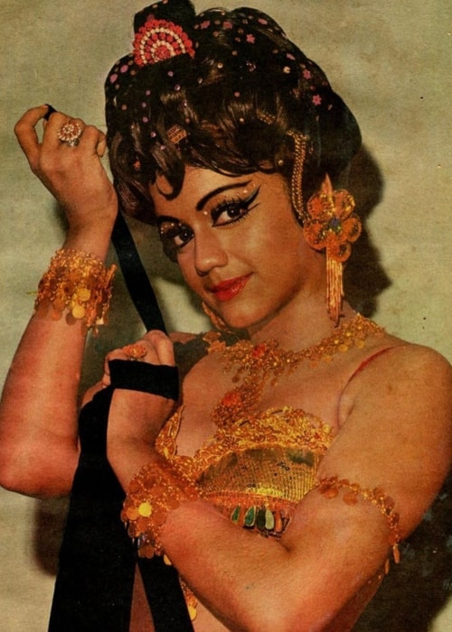 Jayshree Talpade as seen in a throwback picture