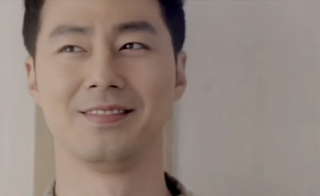 Jo In-sung in That Winter The Wind Blows Kiss and Sweet Scene as seen on KDramaMV83 YouTube Channel in May 2013