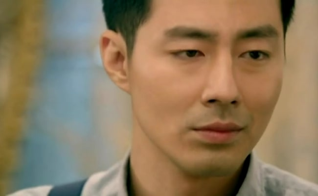 Jo In-sung in That Winter The Wind Blows as seen on KoreanDramaClassics YouTube Channel