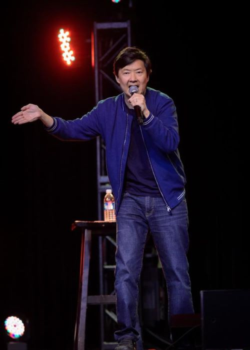 Ken Jeong as seen on his Facebook Profile in December 2018