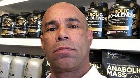 Kevin Levrone Height, Weight, Age, Body Statistics