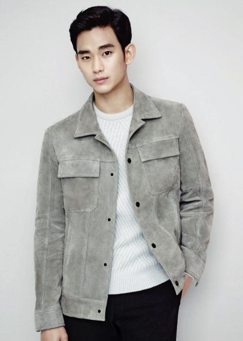 Kim Soo-Hyun as seen on his Instagram in September 2016