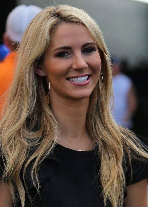 Laura Rutledge as seen on her Instagram Profile in January 2019