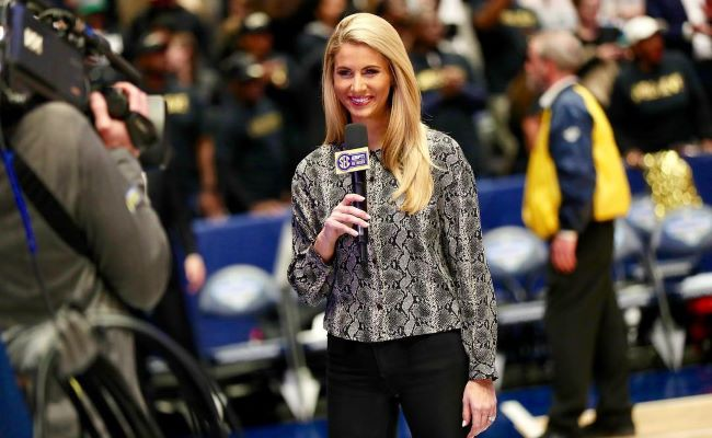 Laura Rutledge as seen on her Instagram Profile in March 2019