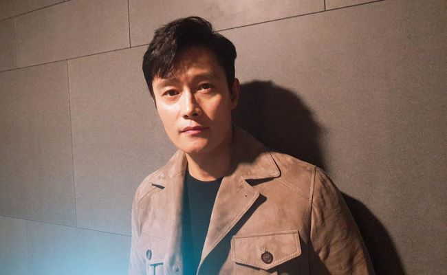 Lee Byung-Hun as seen on his Instagram Profile in February 2019
