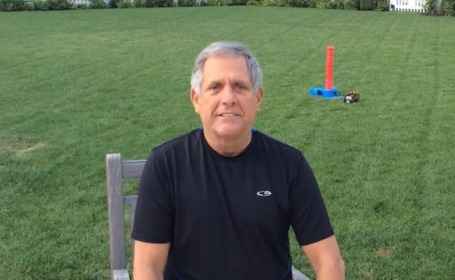 Leslie Moonves as seen on CBS YouTube Channel in August 2014