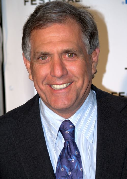 Leslie Moonves at the 2009 Tribeca Film Festival Premiere of Woody Allen's film, Whatever Works