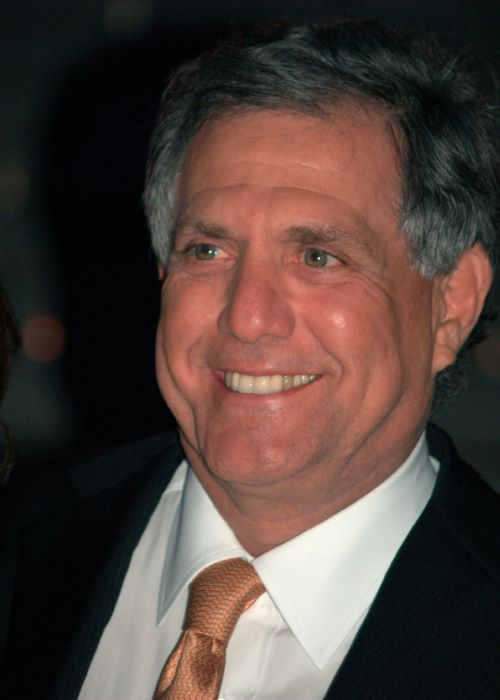 Leslie Moonves at the Vanity Fair celebration for the 2009 Tribeca Film Festival
