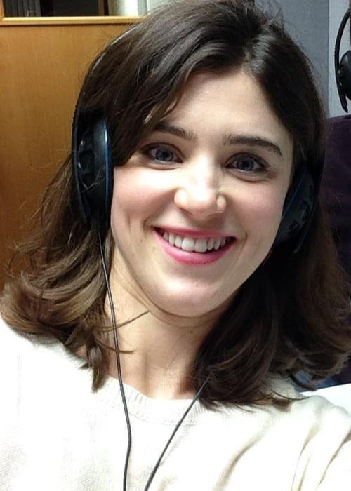 Lucy Griffiths in a selfie in November 2014