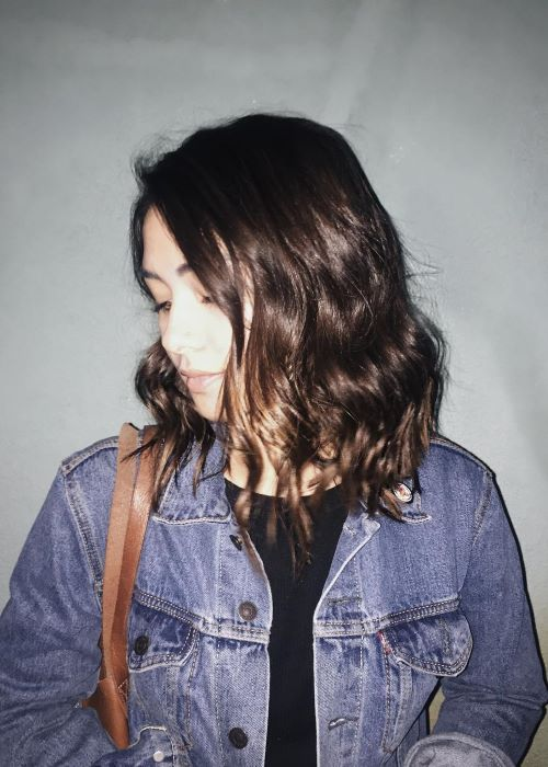 Lulu Antariksa as seen on her Instagram Profile in November 2016