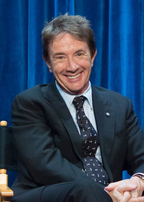 Martin Short as seen in September 2014