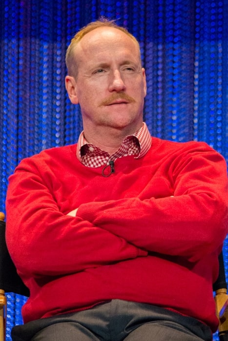 Matt Walsh as seen at the New York PaleyFest 2014 for the political satire comedy TV show, 'Veep', in March 2014