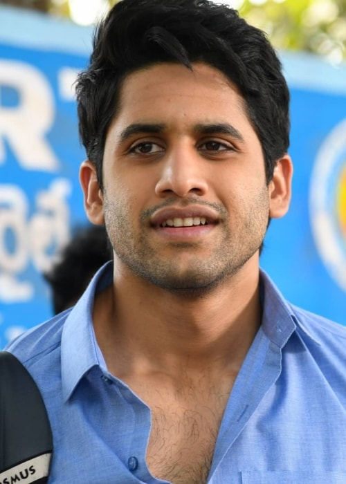 Naga Chaitanya as seen in a picture from his film Majili (2019)