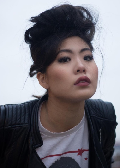 Nicole Kang as seen in a picture taken in February 2019