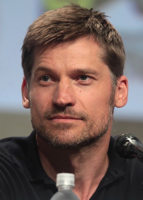 Nikolaj Coster-Waldau at the 2014 San Diego Comic-Con International
