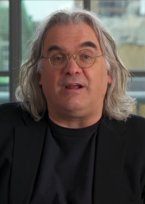 Paul Greengrass as seen in July 2016