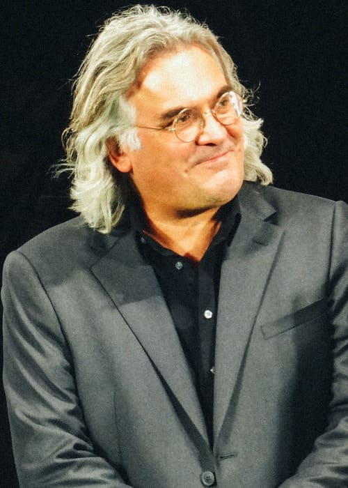 Paul Greengrass at the 26th Tokyo International Film Festival in October 2013