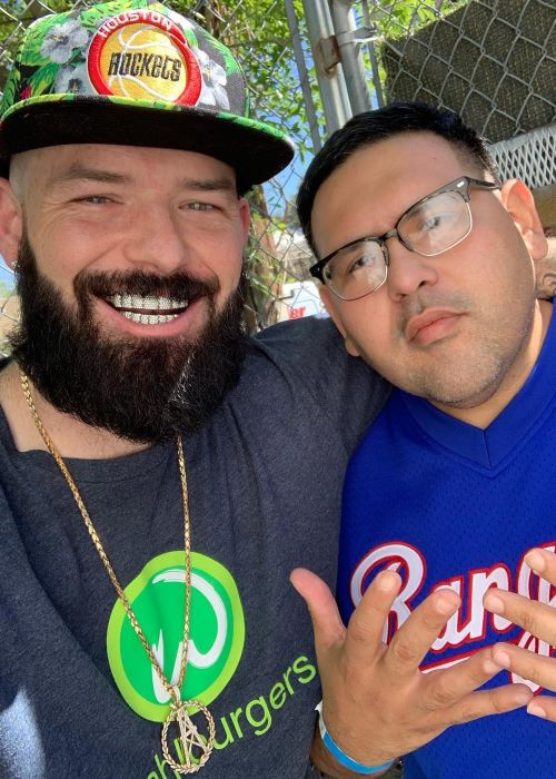 Paul Wall as seen on his Instagram Profile in March 2019