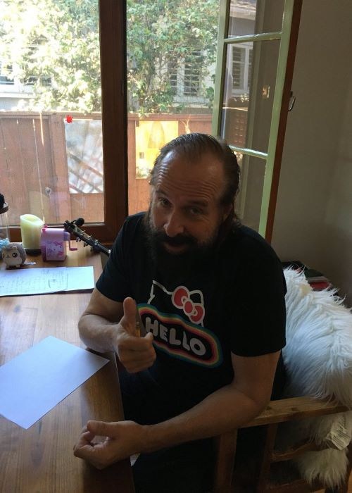 Peter Stormare as seen on his Twitter Profile in August 2018