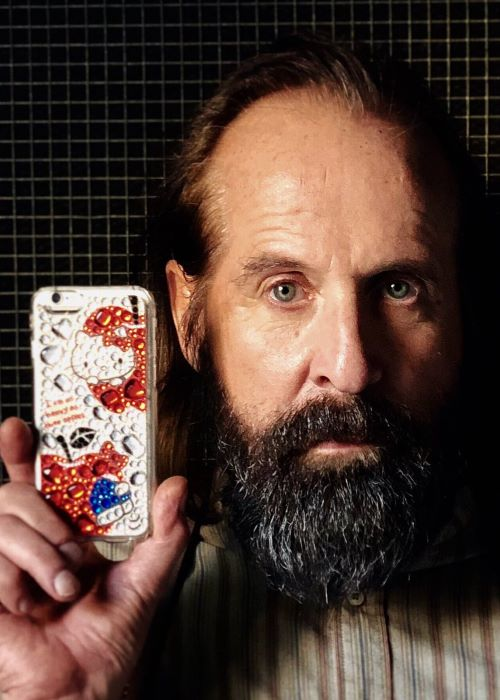 Peter Stormare as seen on his Twitter Profile in May 2018