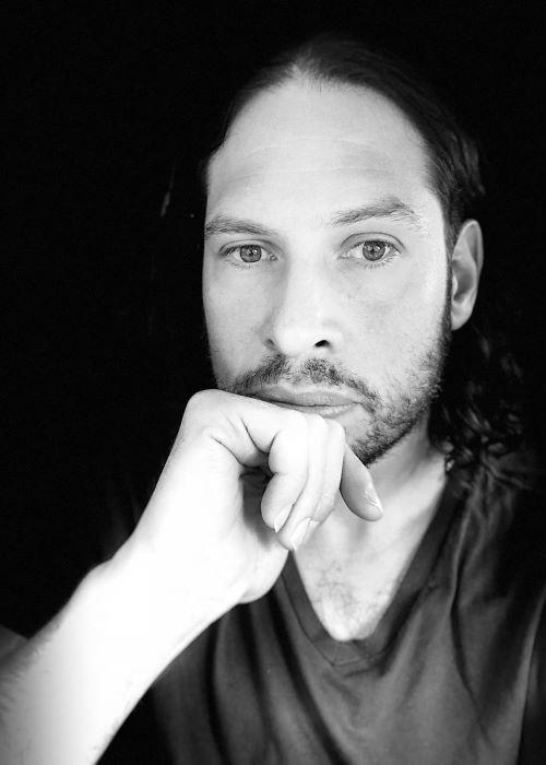 Ray Toro in a Twitter Selfie in November 2017