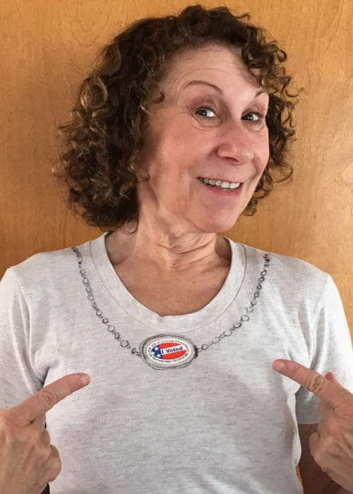 Rhea Perlman in an Instagram post as seen in November 2016