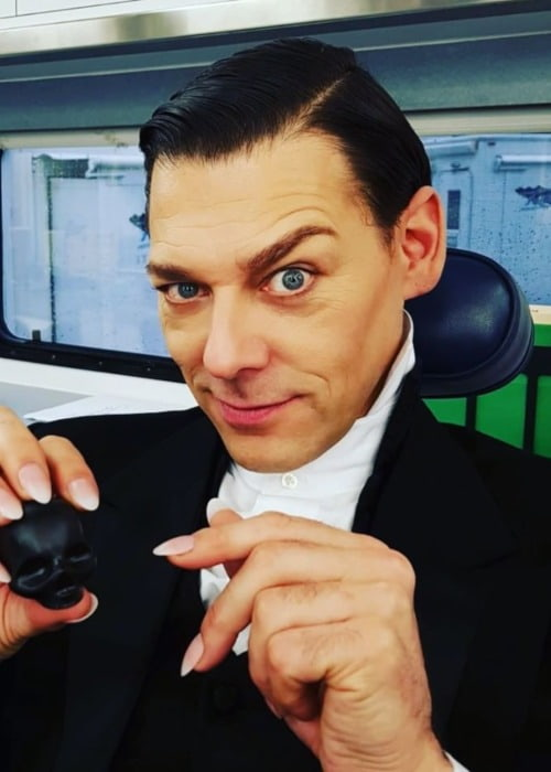 Richard Coyle as seen in October 2018