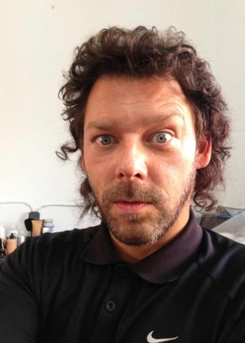 Richard Coyle in a selfie in May 2015
