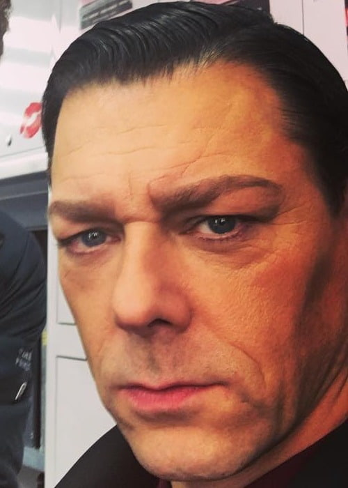 Richard Coyle in an Instagram selfie as seen in November 2018