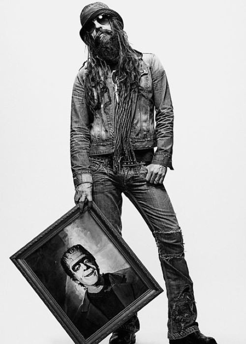 Rob Zombie as seen on his Instagram in April 2019