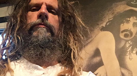Rob Zombie Height, Weight, Age, Body Statistics