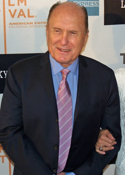 Robert Duvall during an event in May 2007
