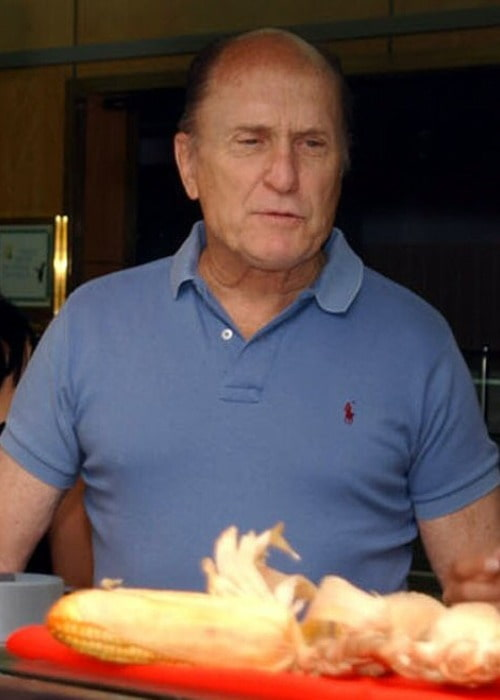 Robert Duvall during an event