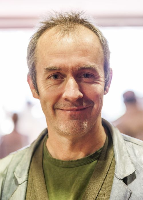 Stephen Dillane at the Dinard British Film Festival in October 2012