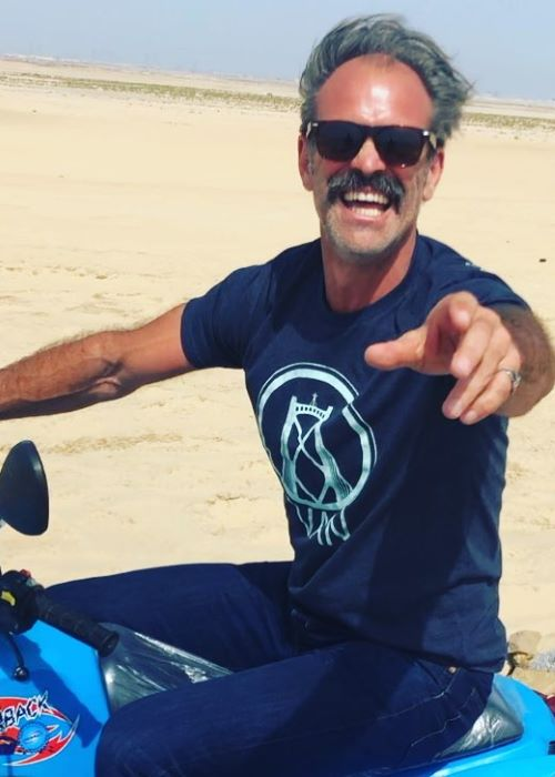 Steven Ogg as seen on his Instagram Profile in April 2019
