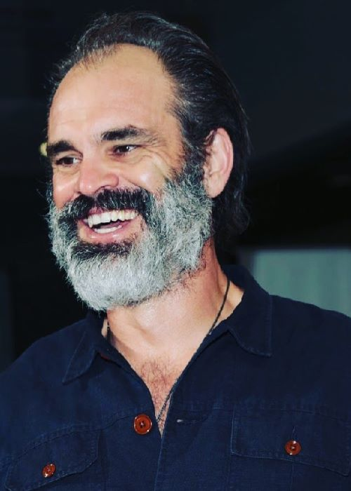 Steven Ogg as seen on his Instagram Profile in February 2019