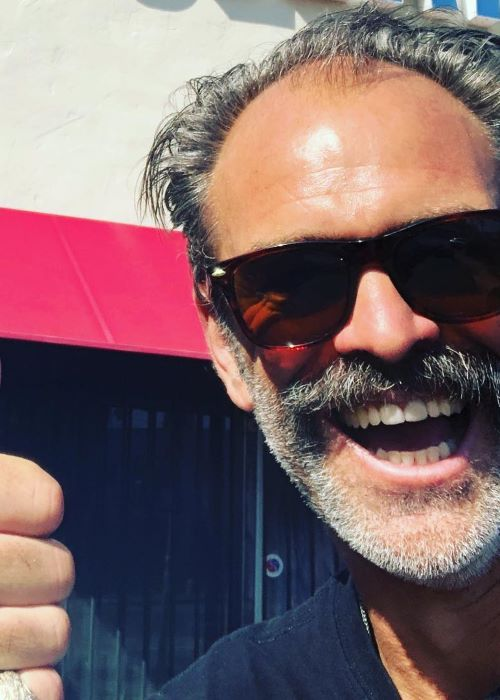 Steven Ogg as seen on his Instagram Profile in March 2019