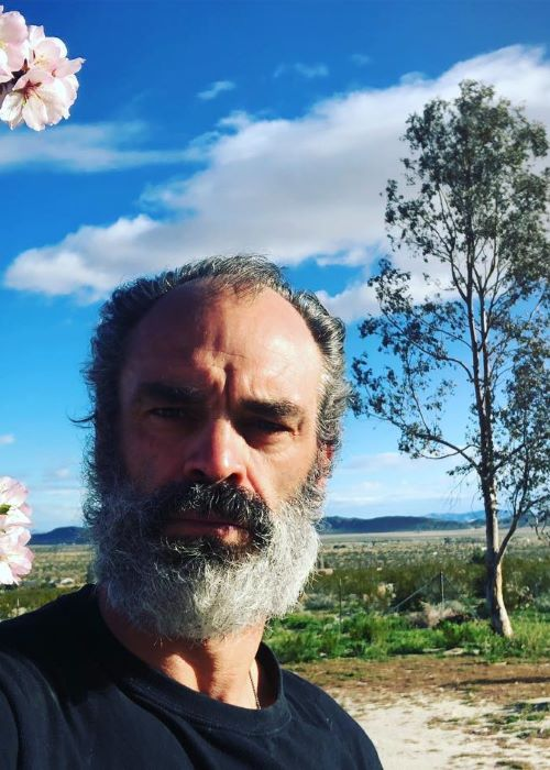 Steven Ogg as seen on his Instagram in March 2019