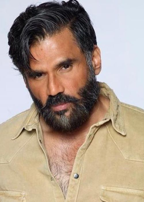 Sunil Shetty as seen on his Instagram Profile in December 2018