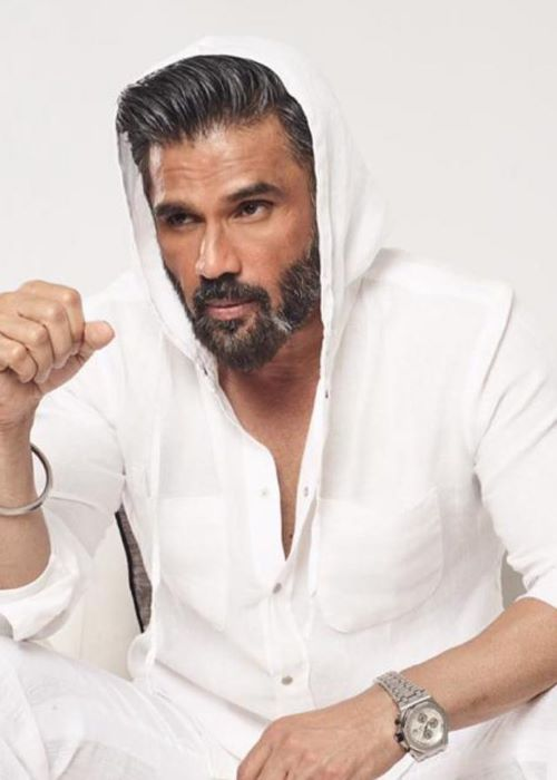 Sunil Shetty as seen on his Instagram Profile in November 2018